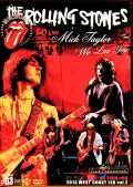 Rolling Stones ローリング・ストーンズ/ミック・テイラー復活・奇跡の一夜 他 CA.USA 2013