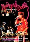 New York Dolls ニューヨーク・ドールズ/ニューヨーク野外公演 1974 他