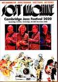 Soft Machine ソフト・マシーン/外出規制中のケンブリッジ劇場でのライブ 2020年 UK 2020