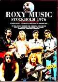 Roxy Music ロキシー・ミュージック/Sweden 1976 Japanese Broadcast Edition