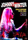 Johnny Winter ジョニー・ウィンター/100万ドルのギタリスト TV Live Footage 1970-1984