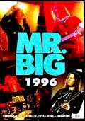 Mr. Big ミスター・ビッグ/Tokyo,Japan 4.19.1996 Complete & more