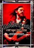 Motorhead モーターヘッド/Europe Tour Collection 1997-1998