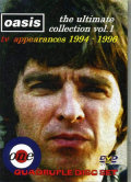 Oasis オアシス/Ultimate Collection 1994-1996