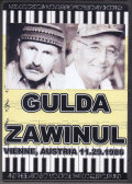 Frienrich Gulda,Joe Zawinul ジョー・ザヴィヌル/Austria 1986