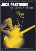 Jaco Pastorius ジャコ・パストリアス/Italy 1986