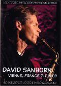 David Sanborn デヴィッド・サンボーン/France 2009