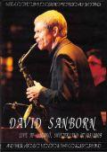 David Sanborn デヴィッド・サンボーン/Switerland 2009