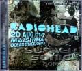 Radiohead レディオヘッド/Osaka,Japan 2016