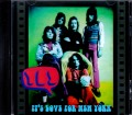 Yes イエス/New York,USA 1971
