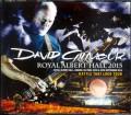 David Gilmour デヴィッド・ギルモア/London,UK 2015