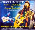 Steve Hackett スティーヴ・ハケット/UK 2015