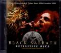 Black Sabbath ブラック・サバス/Tokyo,Japan 1980 Truly Sound
