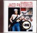 Jaco Pastorius ジャコ・パストリアス/California,USA 1982