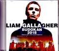 Liam Gallagher リアム・ギャラガー/Tokyo,Japan 2018