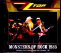 ZZ Top ZZ トップ/UK 1985