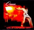 Queen クィーン/CA,USA 3.3.1977