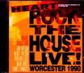 Heart ハート/MA,USA 1990