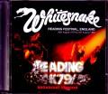 Whitesnake ホワイトスネイク/England,UK 1979 Broadcast Ver.