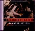 Fred Hersch Trio フレッド・ハーシュ/France 2018