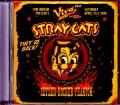 Stray Cats ストレイ・キャッツ/NV,USA 2018 S & V