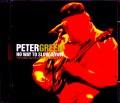 Peter Green ピーター・グリーン/UK 2010