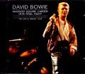 David Bowie デヴィッド・ボウイ/NY,USA 3.9.1978