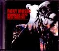 Roxy Music ロキシー・ミュージック/Tokyo,Japan 1979 New Master