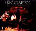 Eric Clapton エリック・クラプトン/London,UK 2.23 & 24.1991