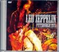 Led Zeppelin レッド・ツェッペリン/Pennsyalvania,USA 1973