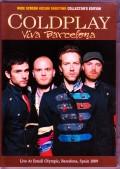 Coldplay コールドプレイ/Spain 2009