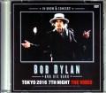 Bob Dylan ボブ・ディラン/Tokyo,Japan 4.22.2016