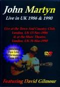 John Martyn ジョン・マーティン/UK 1986 & 1990