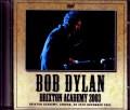 Bob Dylan ボブ・ディラン/London,UK  2003