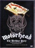 Motorhead モーターヘッド/London,UK 1985 Lazer Disc Version