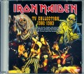 Iron Maiden アイアン・メイデン/TV Collection 1982-1983