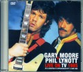 Gary Moore ゲイリー・ムーア/UK & European TV Appearances