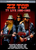 ZZ Top ZZ・トップ/TV Live Collection 1980-1983