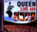 Queen クィーン/London,UK 1985 Broadcast Ver. and Rehersals