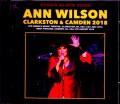 Ann Wilson アン・ウィルソン/NJ,USA 2018 & more