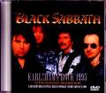 Black Sabbath ブラック・サバス/Sweden 1995 Upgrade