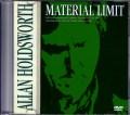 Allan Holdsworth アラン・ホールズワース/Germany 1997 & more