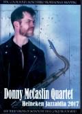 Donny McCaslin Quartet ダニー・マッキャスリン/Spain 2017