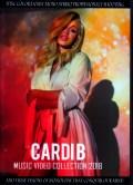 Cardi B カーディ・B/Music Video Collection 2018