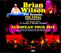 Brian Wilson ブライアン・ウィルソン/Italy 2018 & more