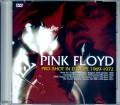 Pink Floyd ピンク・フロイド/Pro-Shot Europe 1969-1972