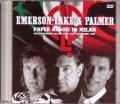 EL & P Emerson,Lake & Palmer/Italy 1992