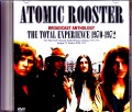Atomic Rooster アトミック・ルースター/Pro-Shot Compilation 1970-1972