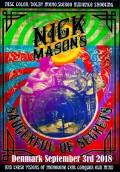 Nick Mason ニック・メイスン/Denmark 2018