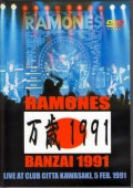 Ramones ラモーンズ/Kanagawa,Japan 1991